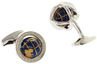 Tateossian Globe Cufflinks