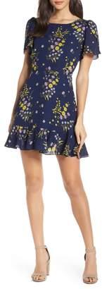 BB Dakota Weekend Feels Floral Dress