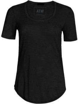 ATM Anthony Thomas Melillo Sweetheart Short-Sleeve Tee
