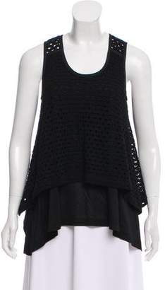 Marc by Marc Jacobs Sleeveless Knit Top