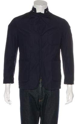 Beams Lightweight Button-Up Jacket