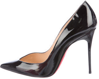 Christian Louboutin  Christian Louboutin Patent Leather Corneille Pumps