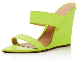 Schutz Women's Soraya Wedge Heel Sandals