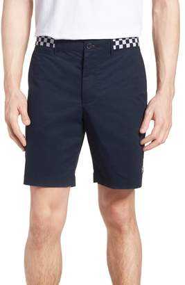 Original Penguin Elastic Waist Shorts