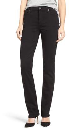 7 For All Mankind 'b(air) - Kimmie' Straight Leg Jeans