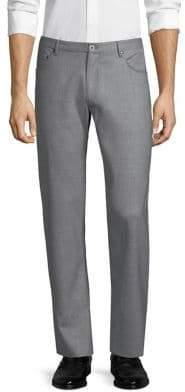 G・T・A GTA Cargo Pocket Wool Trousers