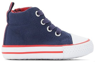 La Redoute COLLECTIONS Canvas Trainers, Sizes 3-8