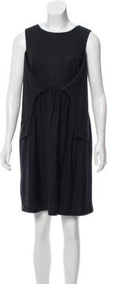 Vera Wang Wool Sheath Dress $85 thestylecure.com