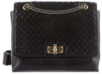 LanvinLanvin Happy Leather Crossbody Bag