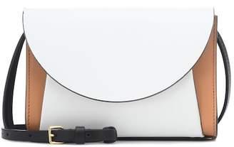 Marni Law leather shoulder bag
