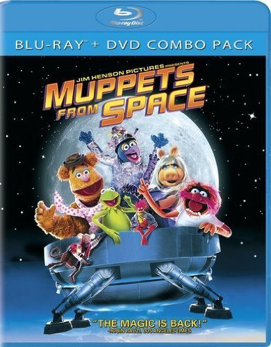 Sony Pictures Muppets from Space (2-Disc Blu-Ray/DVD Combo)