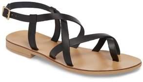 Topshop Hotstuff Toe Ring Sandal