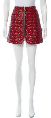 Isabel Marant Embroidered Mini Skirt w/ Tags