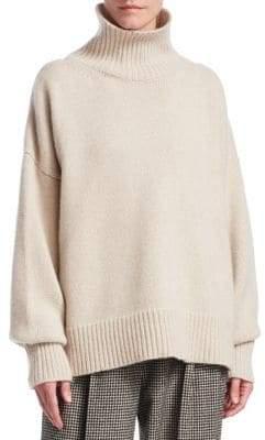 The Row Pheliana Cashmere Turtleneck Sweater