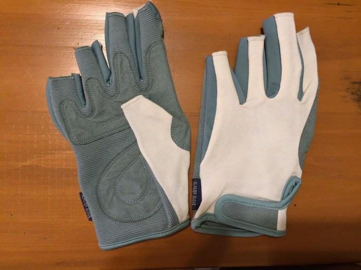 Buff pro series angler 2 gloves upf 50 fingerless for for Buff fishing gloves