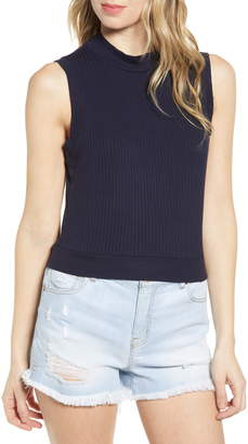 BP Mock Neck Tank Top