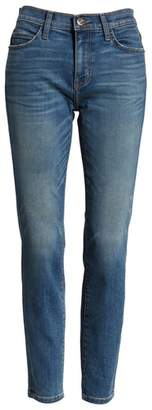Current/Elliott The Stiletto Ankle Skinny Jeans