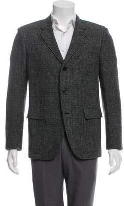 Saint Laurent Tweed Wool Sport Coat