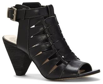 Vince Camuto Elika – Geo-cutout Cone-heel Sandal $119 thestylecure.com