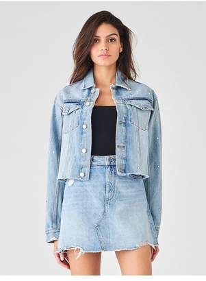 DL1961 Annie Cropped Jacket | Garcia