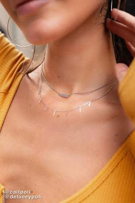 Urban Outfitters Luxe Layering Necklace Set