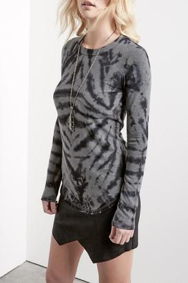 Fifteen Twenty Tie-Dye Long Sleeve $121 thestylecure.com