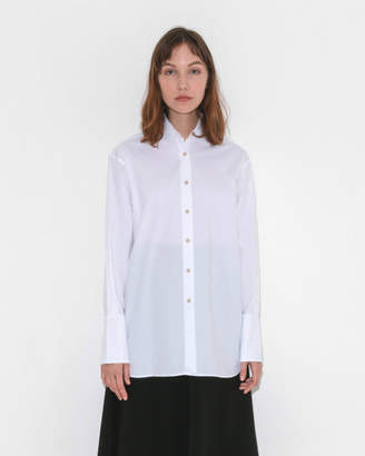 Elizabeth and James Francois Exaggerated Cuff Shirt