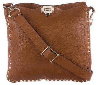 Valentino Rockstud Messenger Bag