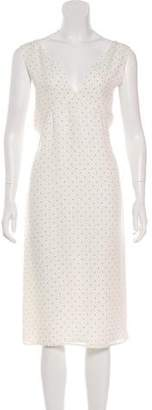 Jenni Kayne Silk Polka Dot Dress w/ Tags