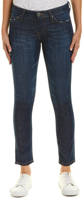 IRO Alysond Medium Wash Skinny Leg