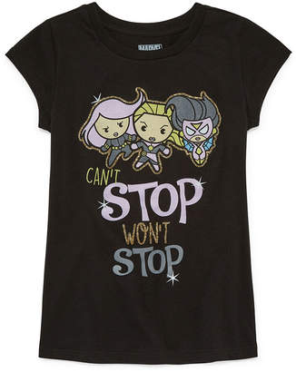 Marvel Superhero Girls T-Shirt- Girls' 7-16