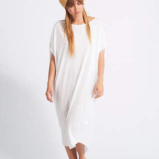 Co Celia Kate & NEW Indie Asymetrical Long Cotton Dress Women's by Celia Kate &