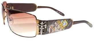 Ed Hardy Ehs-017 King Of Bests Dog Sunglasses -