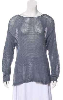DKNY Knit Long Sleeve Sweater