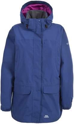 Trespass Womens/Ladies Skyrise Waterproof Shell Jacket (M)