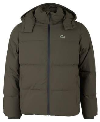 Lacoste Heavy Padded Hooded Jacket