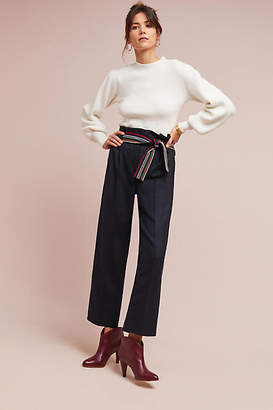 Parker Chinti & Rainbow Belted Sweater Pants