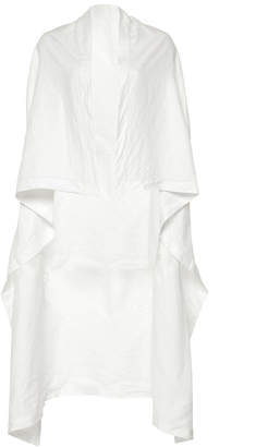 Nevenka The Meaning Embroidered Silk-Organza Shrug