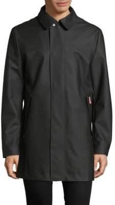 Hunter Men's Rubberized Raincoat
