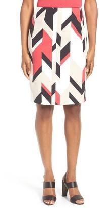 Women's Boss Vileana Pencil Skirt $375 thestylecure.com