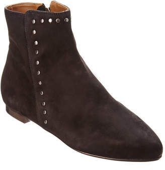 French Sole Vodka Suede Bootie