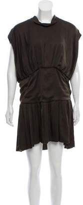 Theyskens' Theory Diza Mini Dress