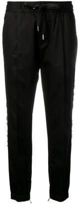 Dolce & Gabbana branded track trousers