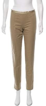 Gianfranco Ferre Mid-Rise Skinny Pants w/ Tags
