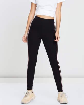 Topshop Side Stripe Leggings