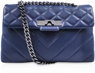 Kurt Geiger London Leather Mayfair Bag
