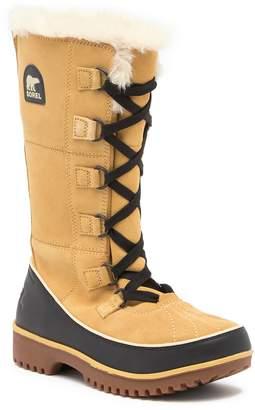 Sorel Tivoli High II Waterproof Faux Fur Lined Boot