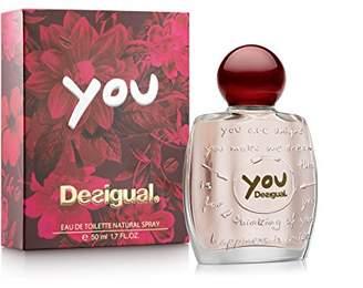 Desigual You EDT Spray for Women