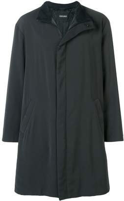 Giorgio Armani Pre-Owned mid-length single breasted coat