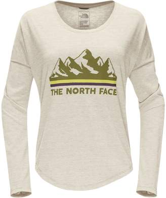 The North Face Mountain View Tri-Blend T-Shirt - Long-Sleeve - Women's
